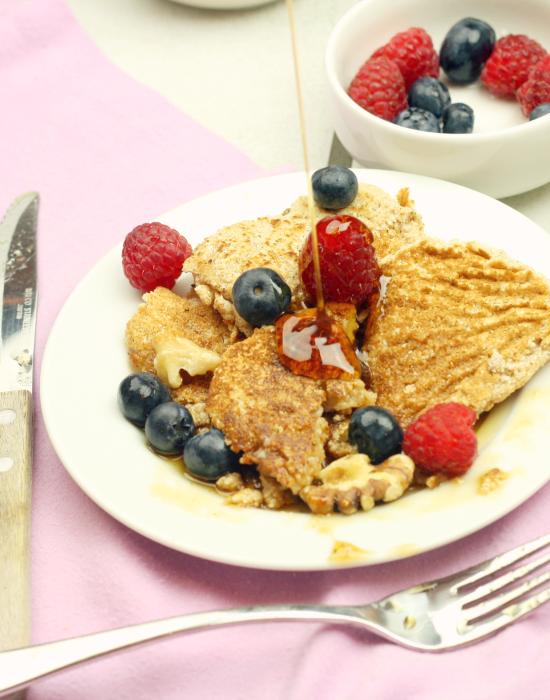 Coconut Flour Pancakes 2