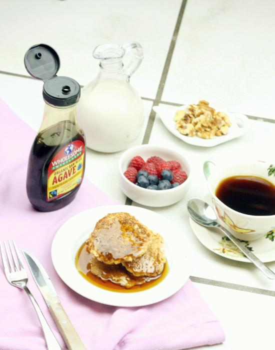 Coconut Flour Pancakes 8