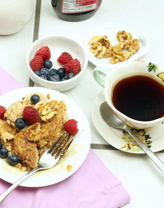 Coconut Flour Pancakes 9