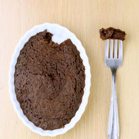 Single Serving Brownies