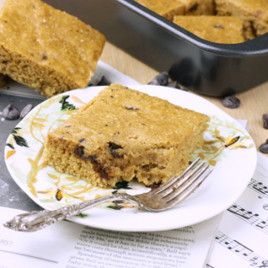 Perfect Healthy Blondies