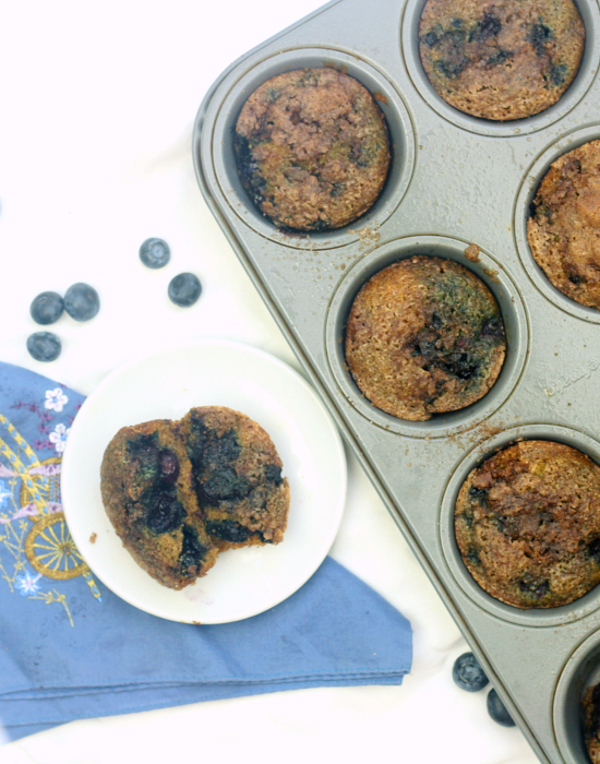 Blueberry Muffins 10