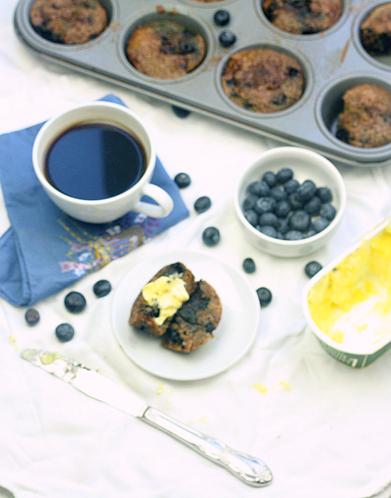 Blueberry Muffins 11