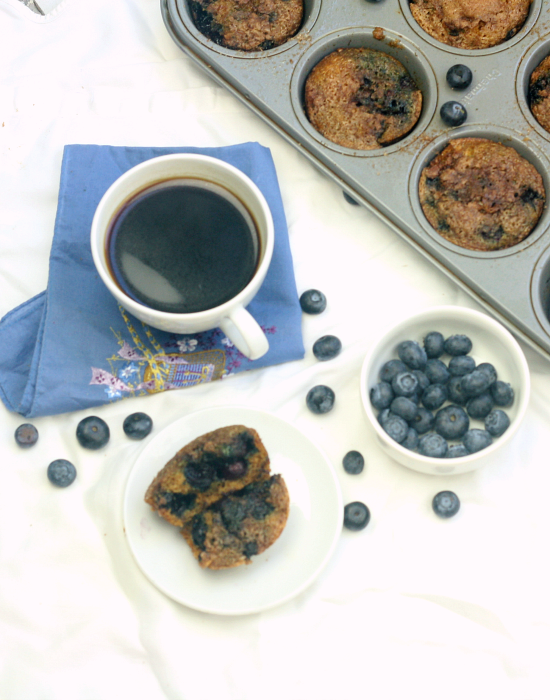 Blueberry Muffins 7