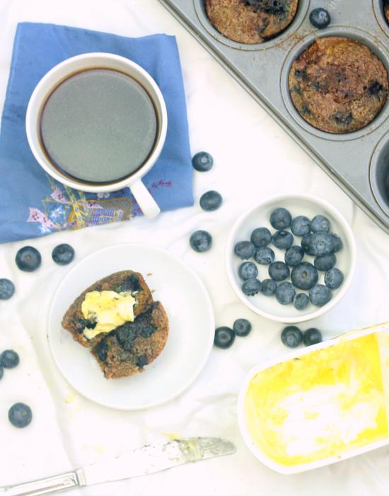 Blueberry Muffins 8