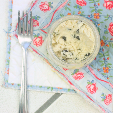 Single Serving Cookie Dough