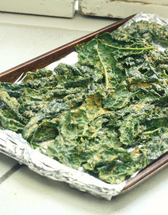 Kale Chips 6