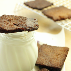 Homemade Speculoos (Biscoff) Cookies