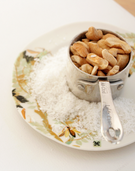Coconut Cashew 1
