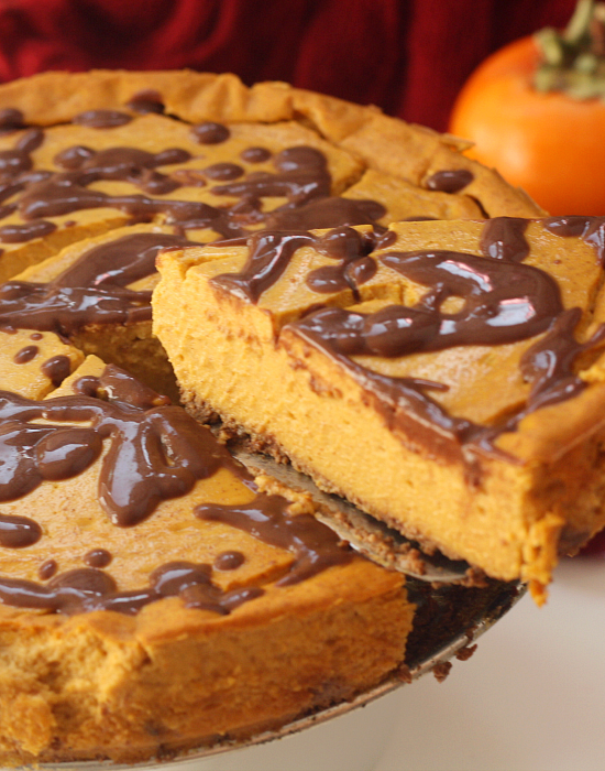 Pumpkin Cheesecake 10