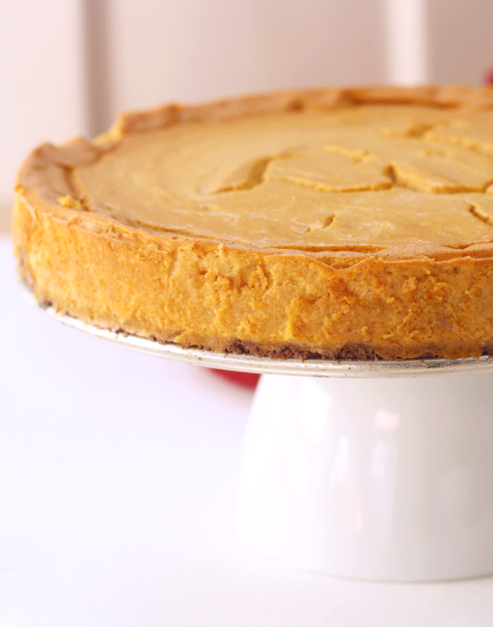 Pumpkin Cheesecake 3