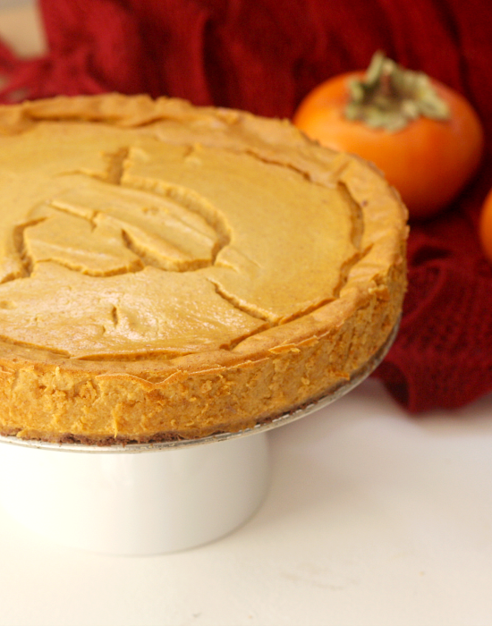 Pumpkin Cheesecake 4