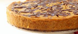 Pumpkin Cheesecake 7