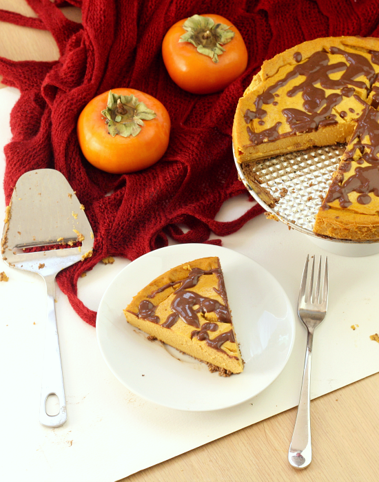 Pumpkin Cheesecake 8