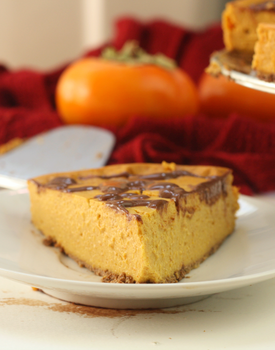 Pumpkin Cheesecake 9