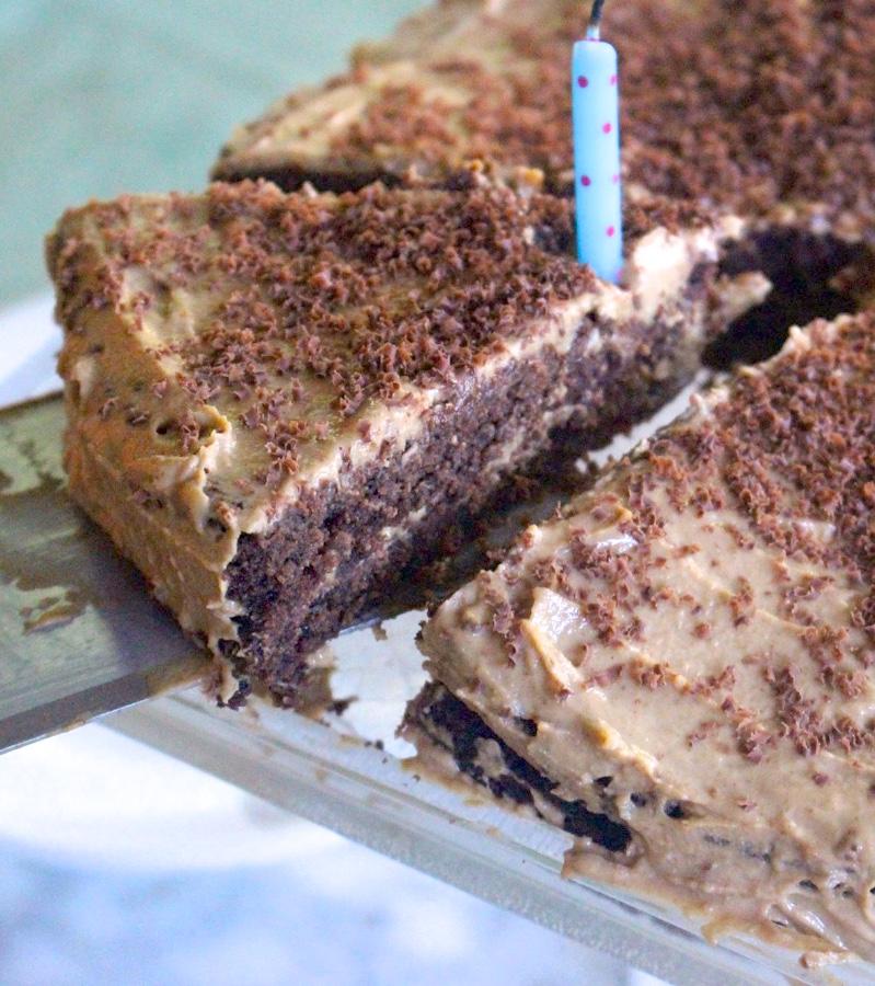 Almond Cake 5