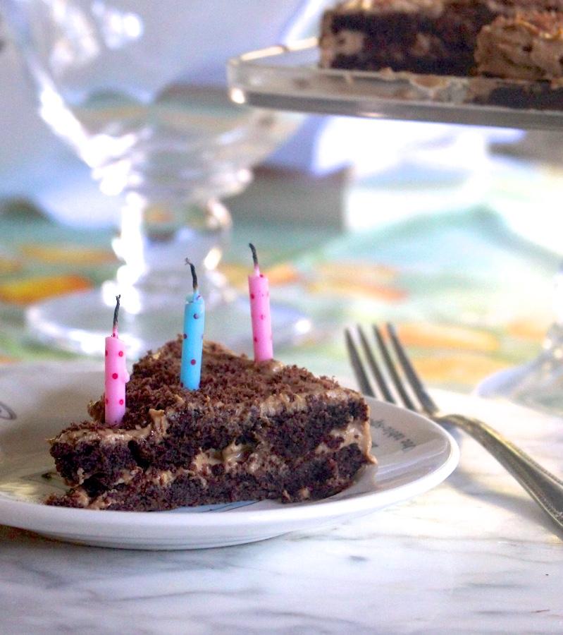 Almond Cake 8