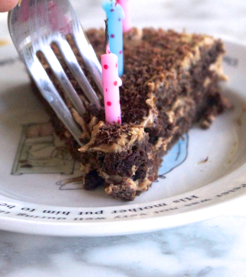 Almond Cake 9