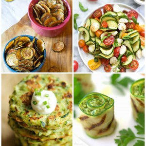 Potluck: Stunning Zucchini Recipes to Use Up Your Stash