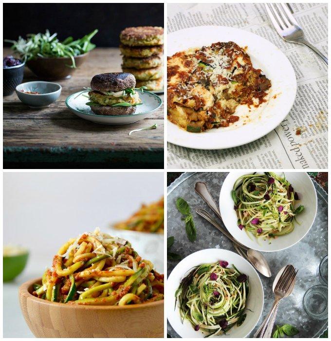 Zucchini Collage 3