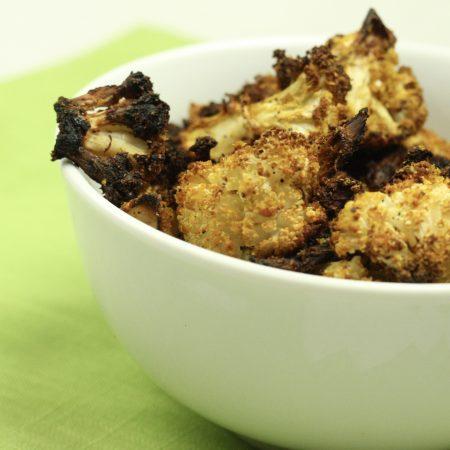 Low Carb Popcorn Cauliflower
