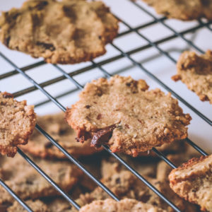 My Go-To Grain Free Cookie Formula