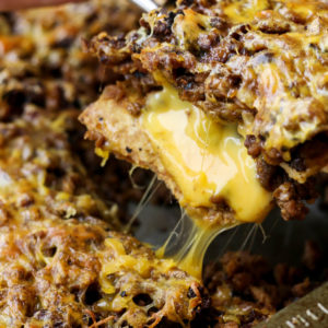 Healthy Mexican Lasagna