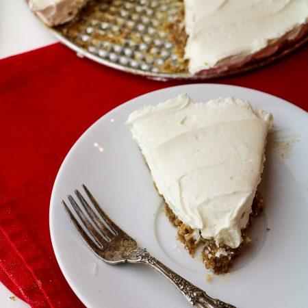 Healthy No Bake Cheesecake