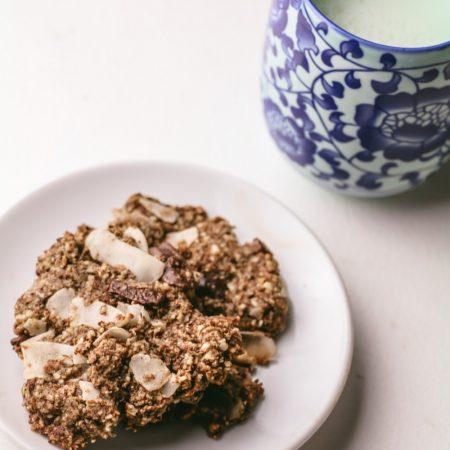 Healthy Cowboy Cookies