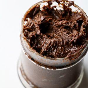 Healthy Homemade Nutella 2.0