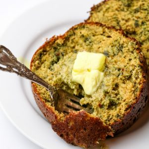 Single Serving Zucchini Bread + Healthy Habit Reboot Challenge
