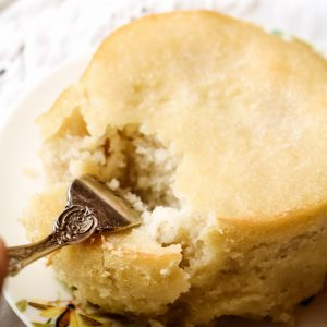 Single Serving Coconut Pie